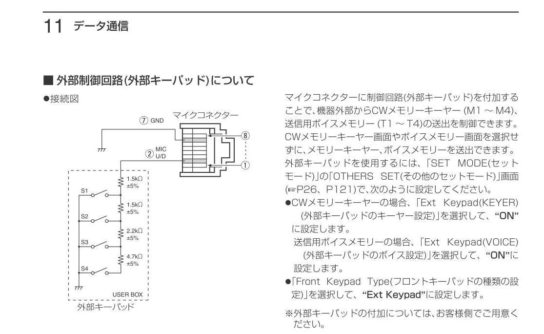 Ic7000pad